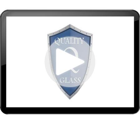 Fabricacion Cristales decorados para puertas de paso